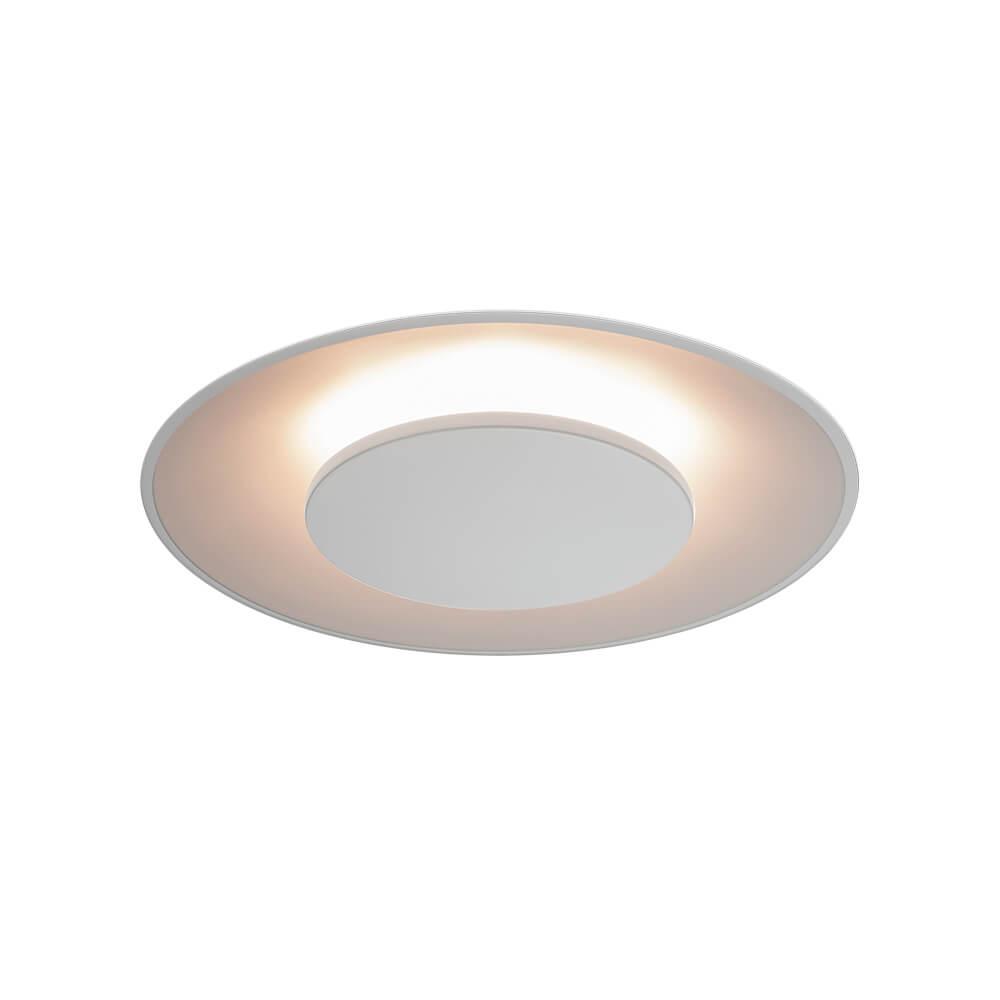 Plafon de Embutir Redondo Iris D28cm LED 18W 2700K 220V 440LED2  Newline