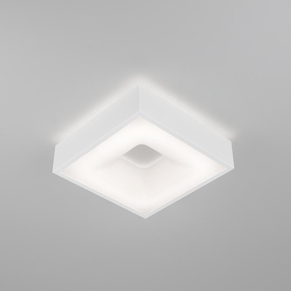 Plafon de Sobrepor Quadrado New Massu C26,5cm LED 20W 4000K Bivolt 480LED4  Newline