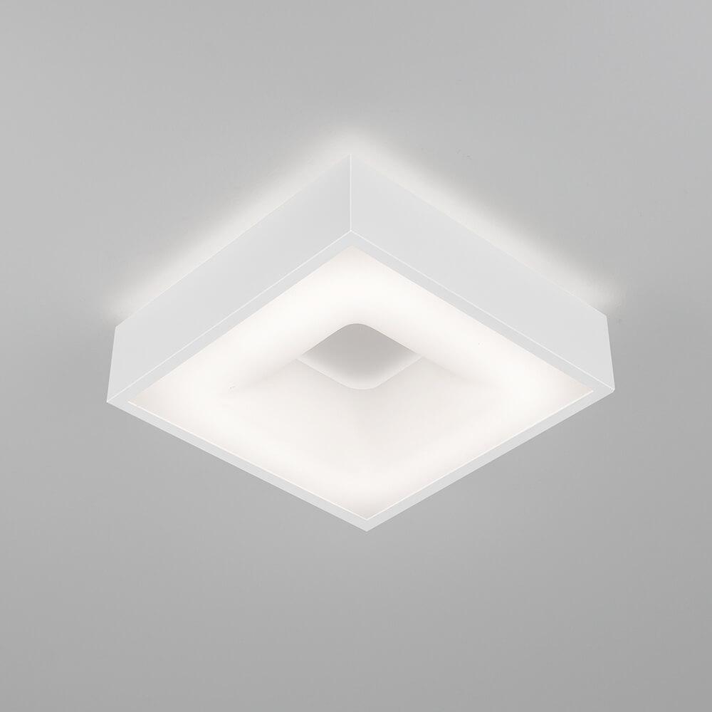 Plafon de Sobrepor Quadrado New Massu C35cm LED 30W 4000K Bivolt 481LED4  Newline