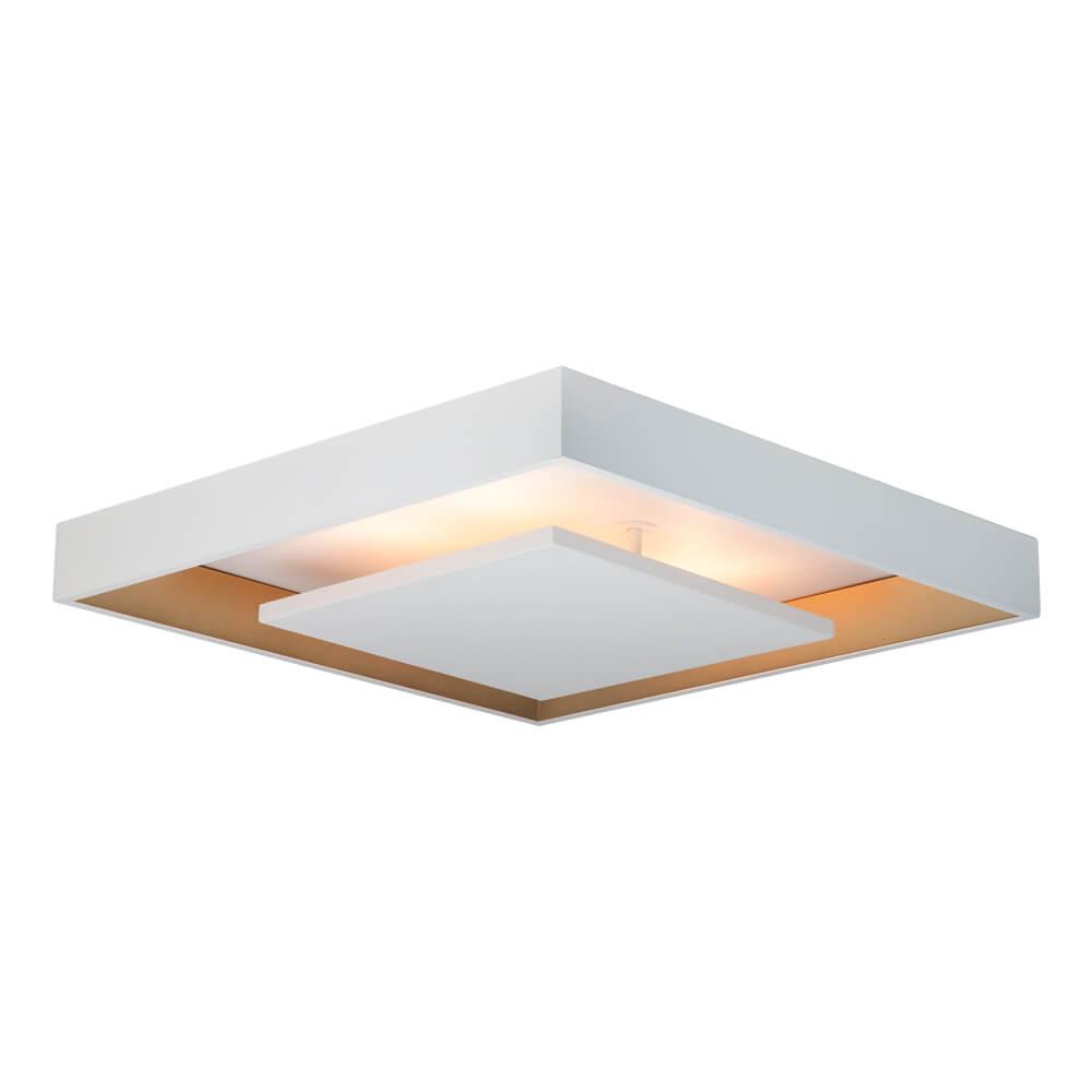 Plafon de Sobrepor Quadrado New Picture C47cm LED 20W 3000K Bivolt 546LED3  Newline