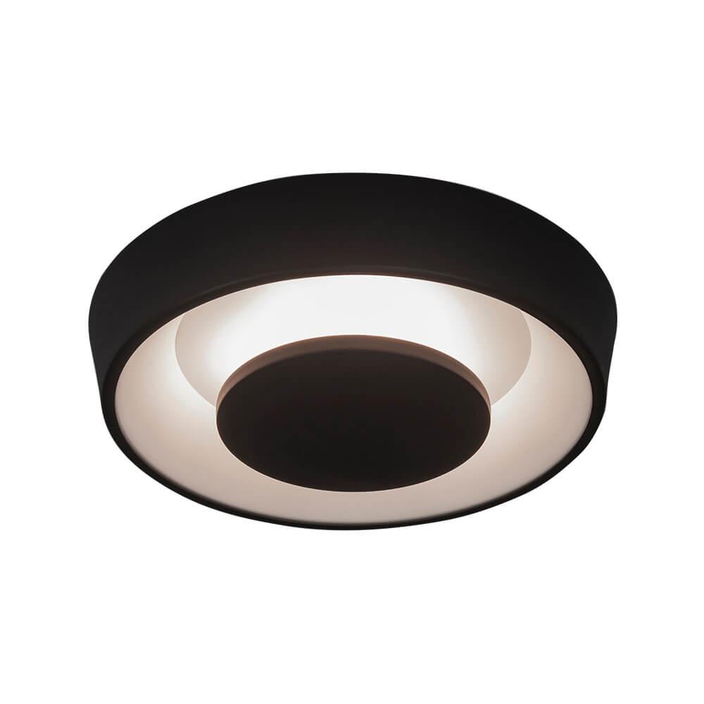 Plafon de Sobrepor Redondo Iris D60cm LED 30W 2700K 220V 452LED2  Newline
