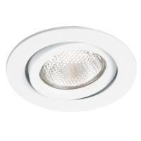 Spot de Embutir 1x PAR30 Redondo Direcionável em Alumínio D 160mm NS330R Bella Iluminação