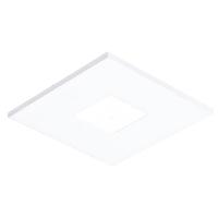 Spot de Embutir LED 3W 3000K Bivolt Quadrado em Alumínio C 50mm NS1007L  Bella Iluminação