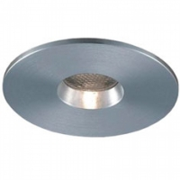 Spot de Embutir LED 3W 3000K Bivolt Redondo em Alumínio D 50mm NS1004AL  Bella Iluminação