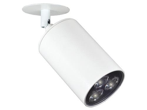 Spot de Sobrepor Clean Com Canopla LED 10° 9W Bivolt LA-30910 Led Art