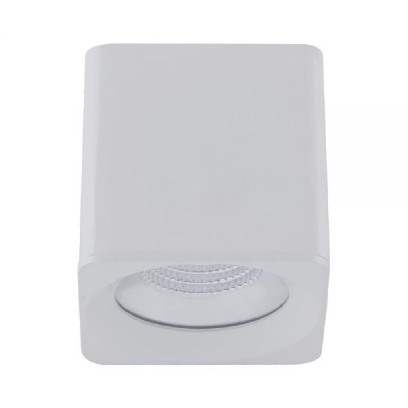 Spot de Sobrepor Downlight Branco Cubo LED 15W 2700K IP20 Bivolt 304482 Brilia