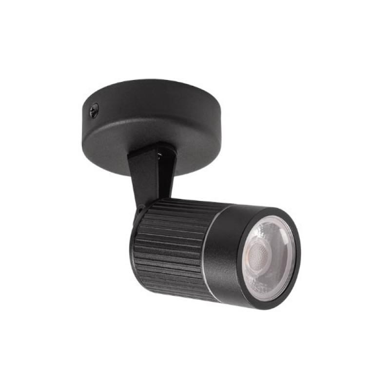 Spot de Sobrepor Focco C/ Canopla LED 7W 3000K Bivolt STH7701/30  Stella Design