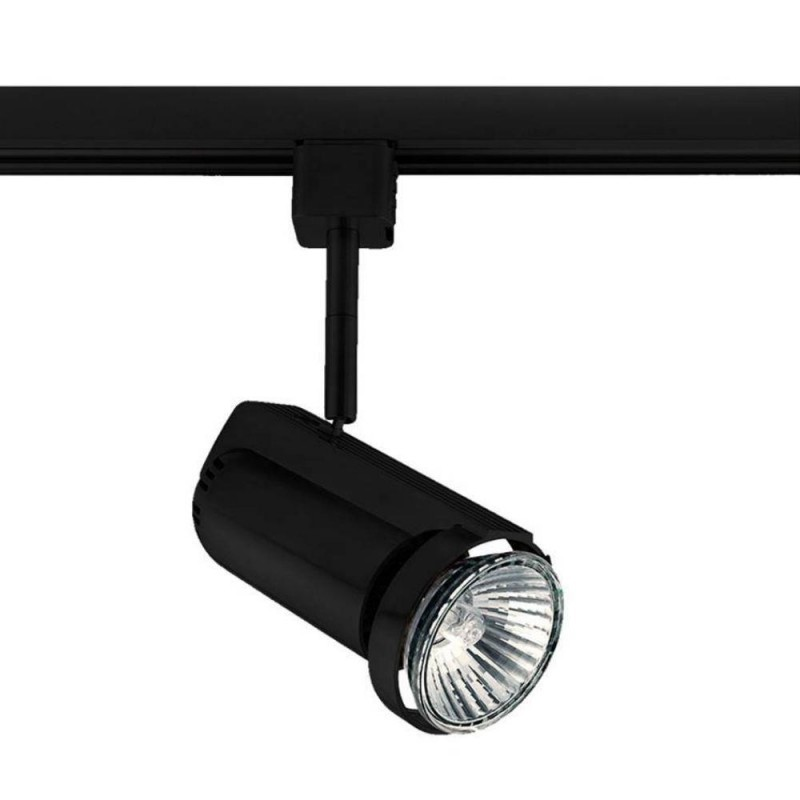 Spot Para Trilho 1X Par20 C/ Plug Sd1070Pto Stella Design