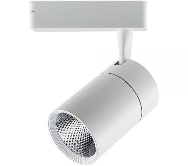 Spot para Trilho LED Branco 30W 2700K 24º IP20 Bivolt 438558 Brilia