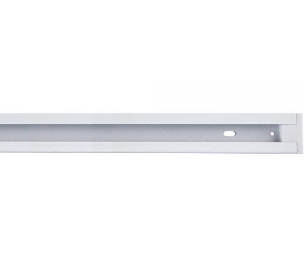 Trilho Eletrificado de Sobrepor 1,5 Metros Branco Completo 438930 Brilia