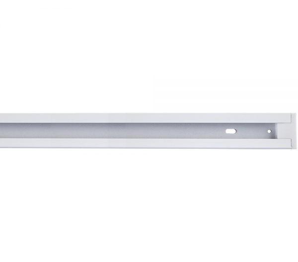 Trilho Eletrificado de Sobrepor 1 Metro Branco Completo 438886 Brilia