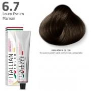 Coloração - Chocolate 6.7 - Itallian Color 60g