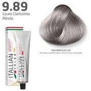 Coloração - Louro Clarissimo Perola 9.89 - Itallian Color 60g