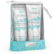 Home Care Innovator - Shampoo 280ml e Hidratação 250g