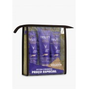 Kit Home Care Trivitt Matizante Com Hidratação Intensiva