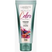 Máscara Matizante Beauty Color Fantasy - GREEN 2 Luminosittà 240G