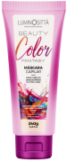 Máscara Tonalizante Beauty Color Fantasy - MAGENTA Luminosittà 240G