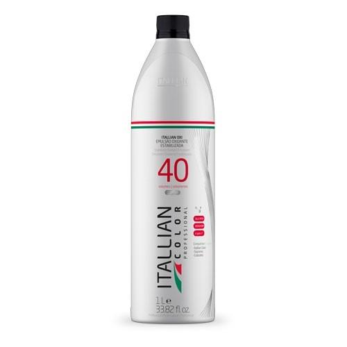 Emulsão Oxidante 40 Volumes 1l - Itallian Color