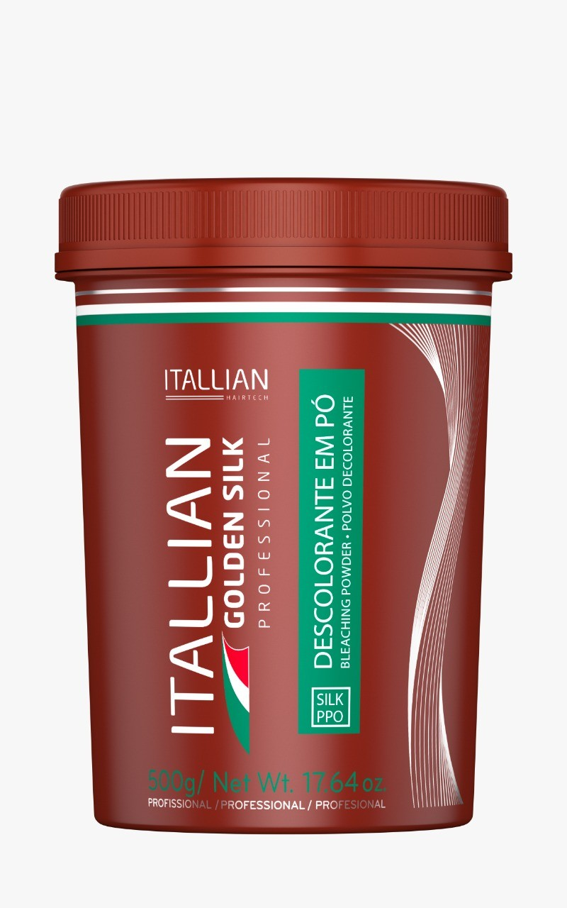 Pó Descolorante Itallian Golden Silk 500g