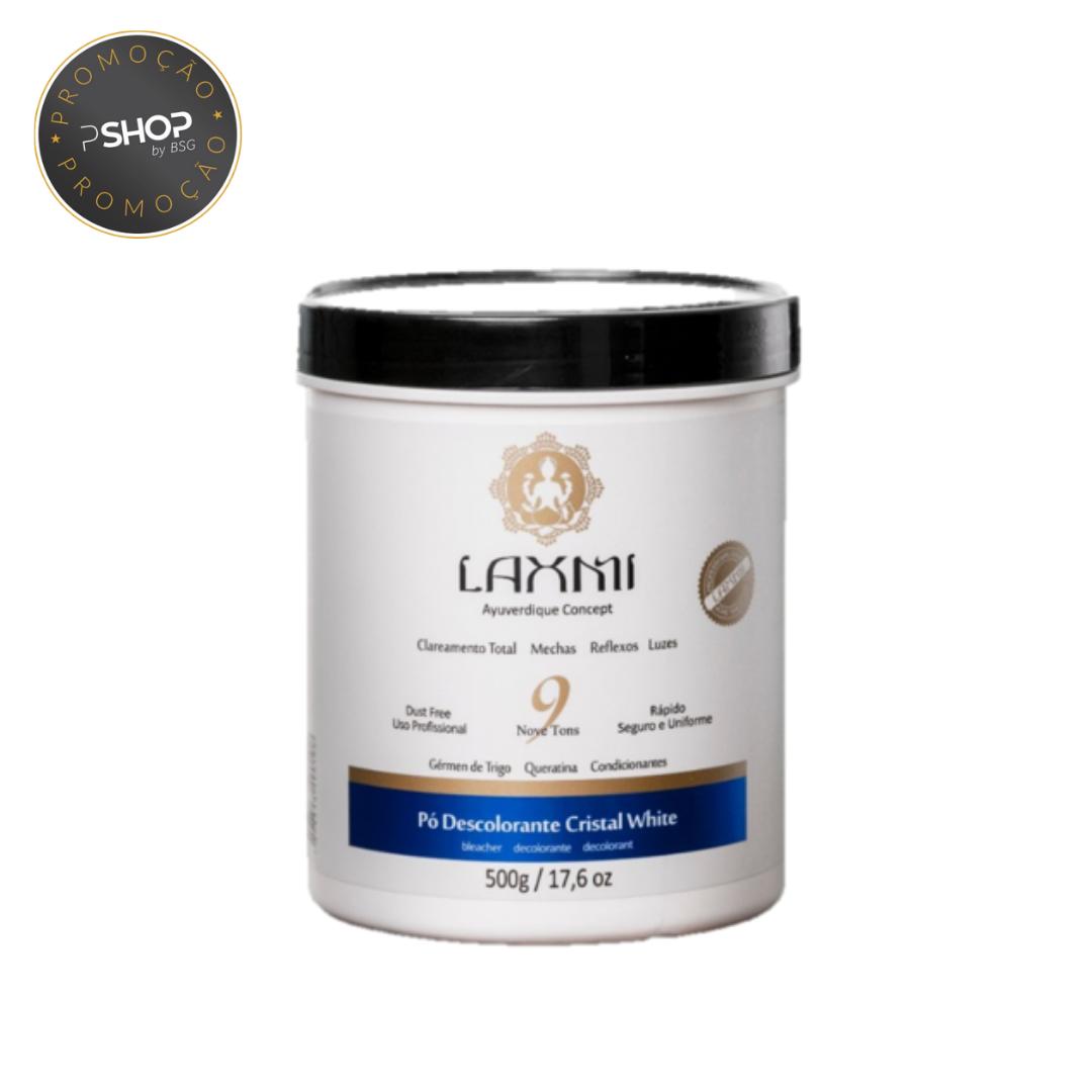 Pó Descolorante - Laxmi Concept Cristal White