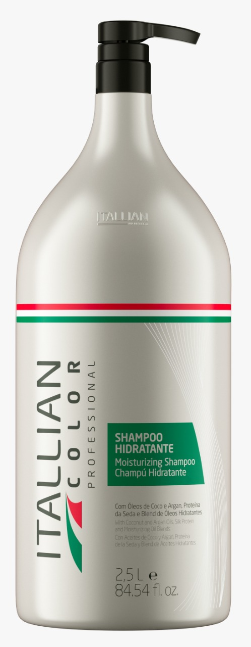 Shampoo Lavatório Itallian Hairtech 2,5 Litros