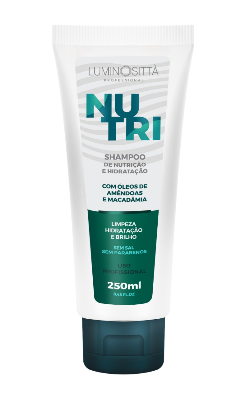 Shampoo Nutri - Luminositta 250ml