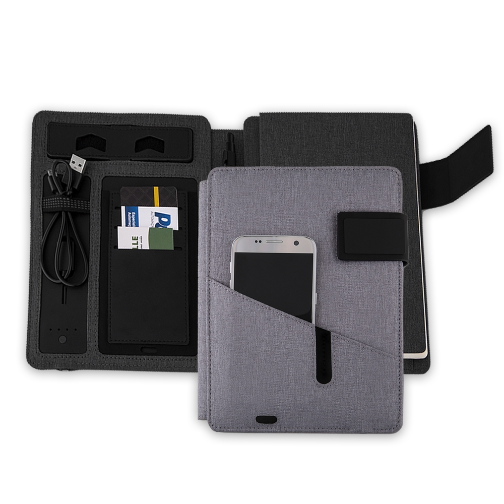 Caderno Power Bank 8300041