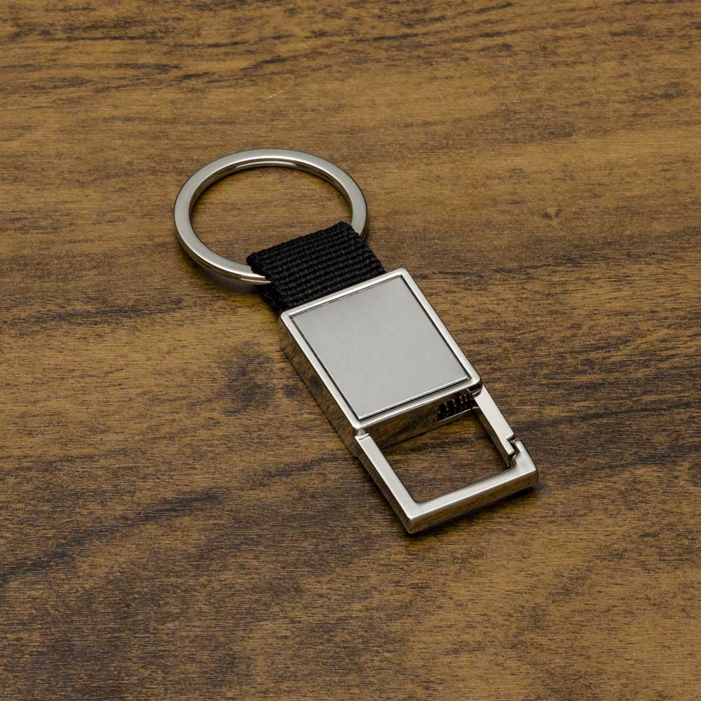Chaveiro Metal Mosquetão LX12195