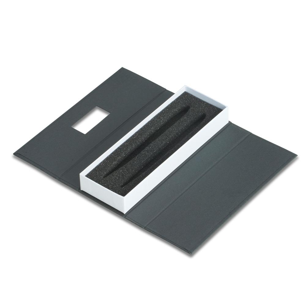 Conjunto Caneta e Lapiseira Metal 200081-BCO