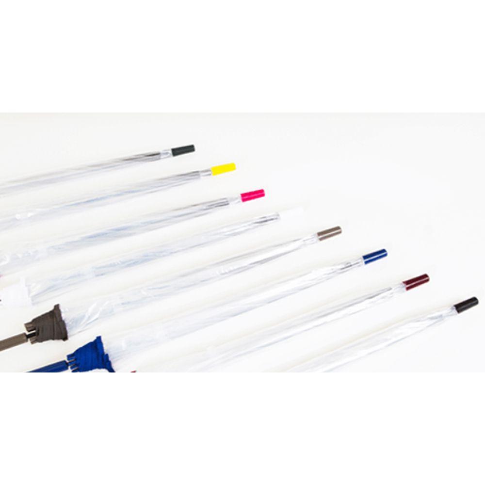 Guarda Chuva Transparente Personalizado Automático PVC LS14500