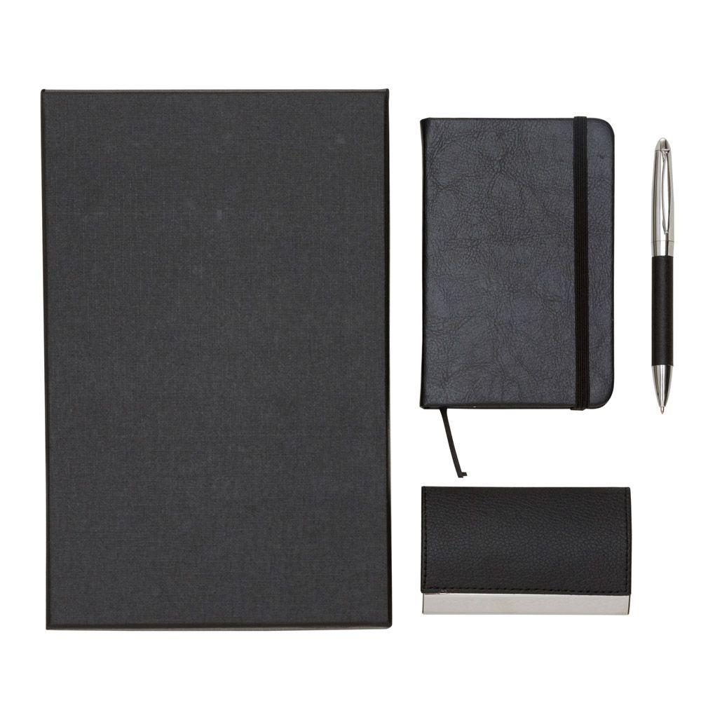 Kit Executivo 3 Peças LX13795