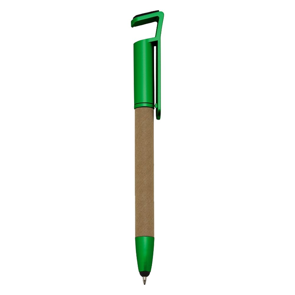 Caneta Ecológica Touch com Suporte LX00708P