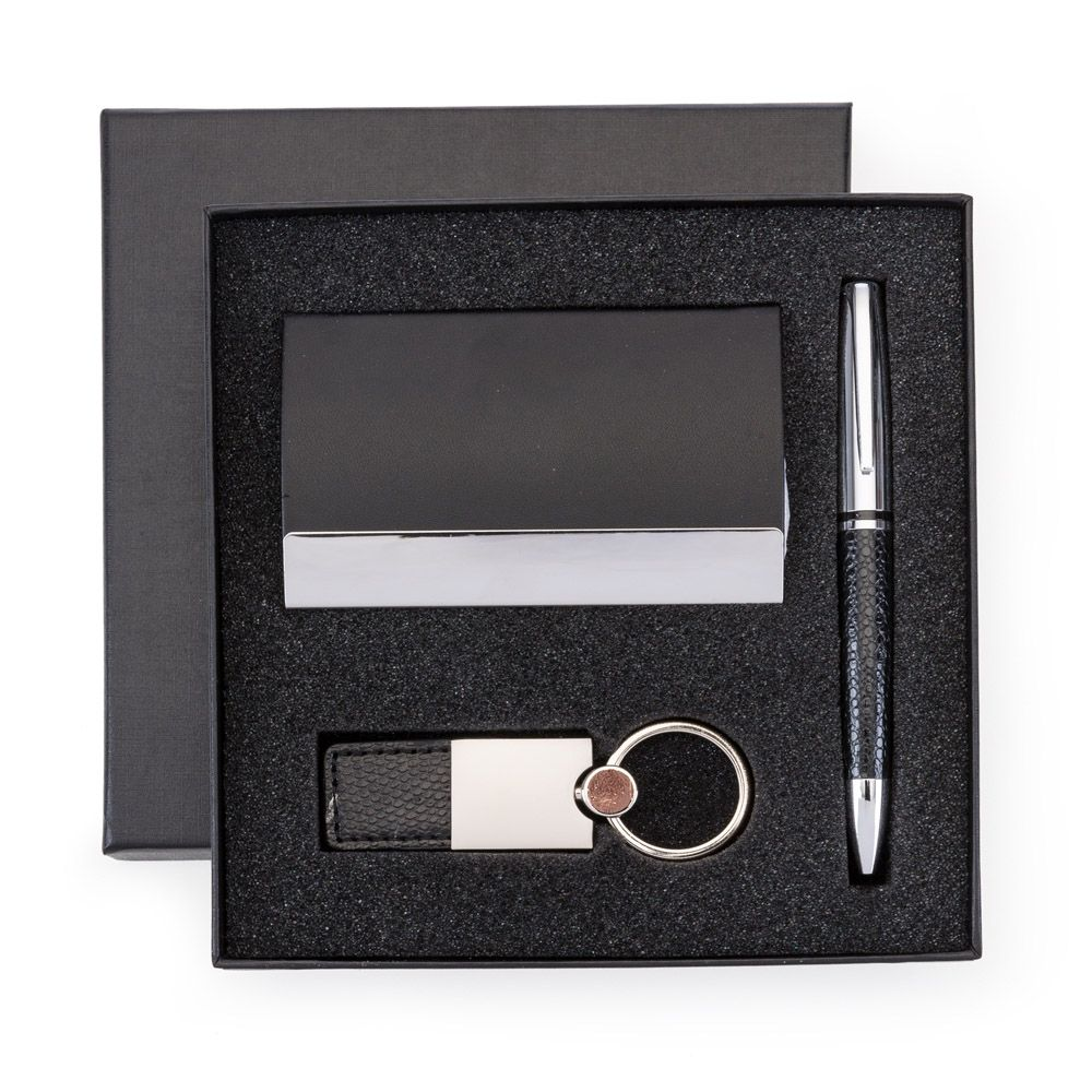 Kit Executivo 3 Peças LX12214