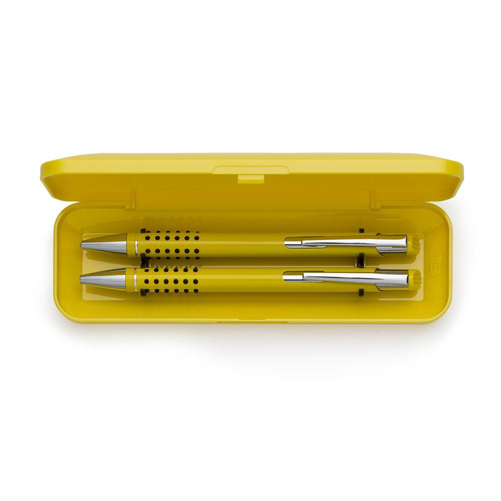 Conjunto Caneta e Lapiseira Semimetal LX12607