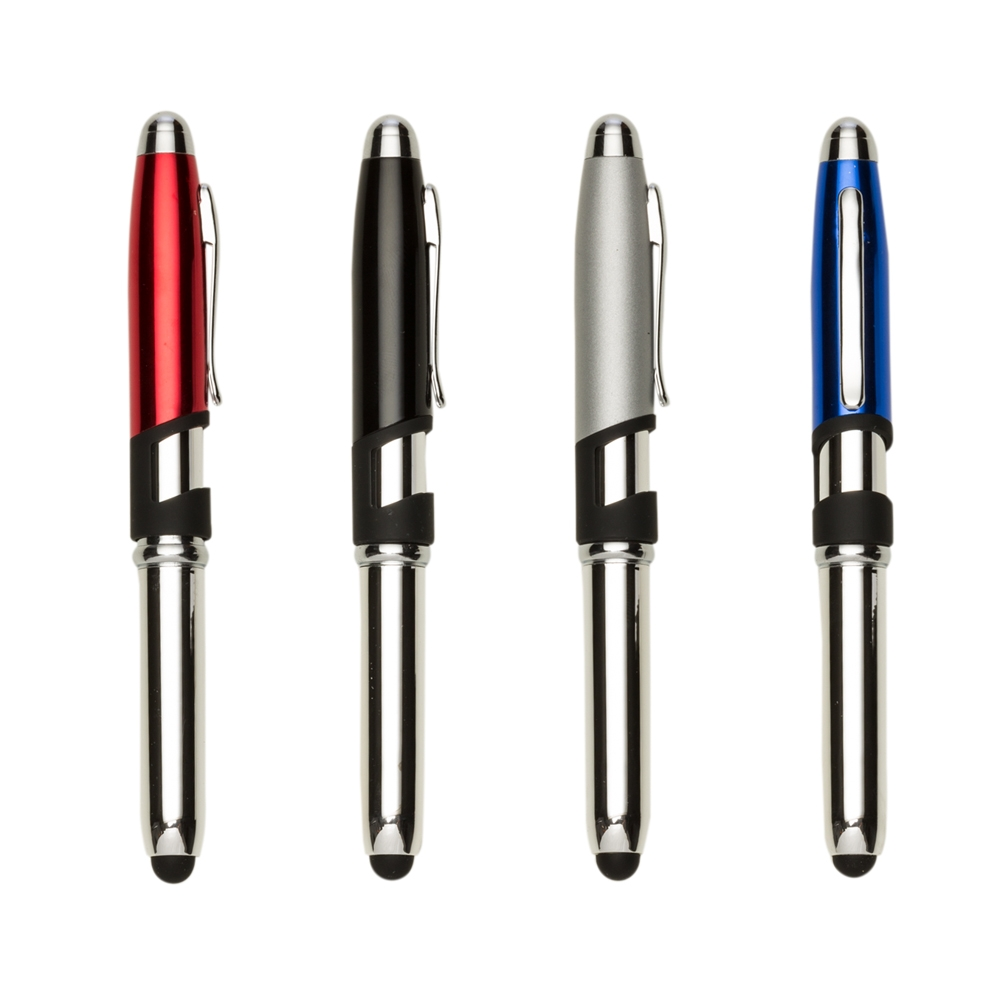 Mini Caneta Semimetal Touch com Suporte 3200431