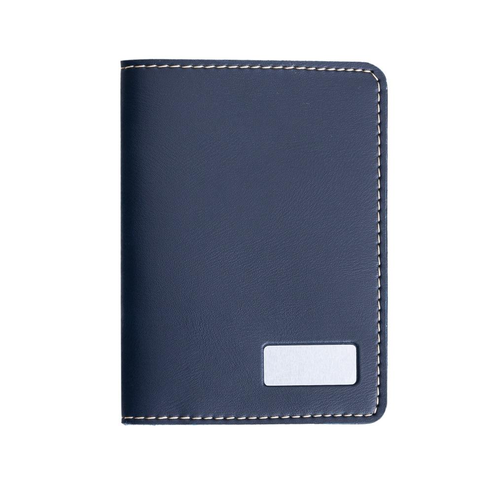 Porta Passaporte Bidins em Couro Sintético 1700931F