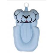 Almofada Banho Urso Azul