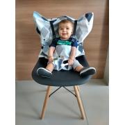 Segura bebê - na cadeira