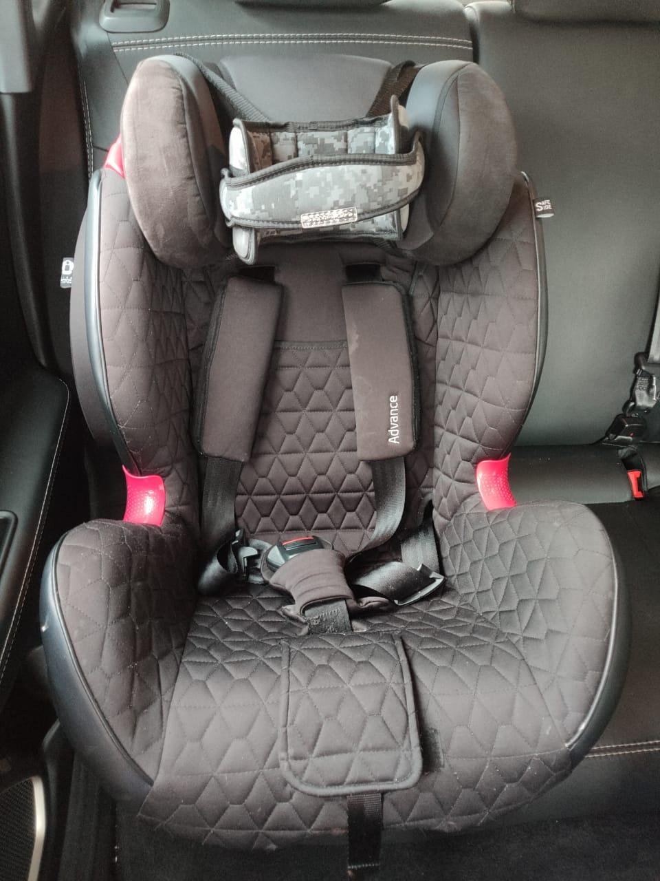 Apoio Protetor de Cabeça - Cadeirinha do bebê