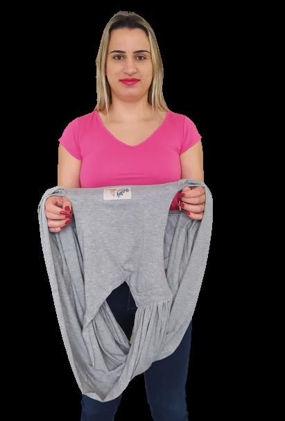 Sling Camiseta - Pronto para usar