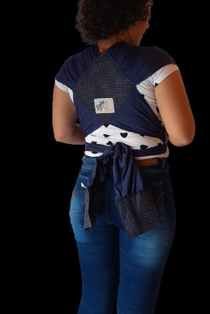 Sling Easy em Dry Fit  - Regulável - Pronto para usar