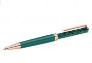 Caneta Swarovski Crystalline BP pen-ros green