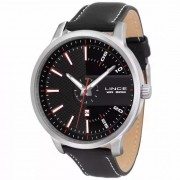 Relógio Lince Analógico de Couro Masculino MRCH019S