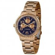 Relógio Lince Multifunção Rose Feminino LMR4624L D2RX