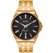 Relógio Orient Analógico Dourado Masculino MGSS1190 P1KX