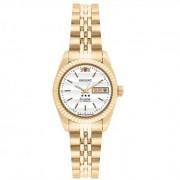 Relógio Orient Automático Dourado Feminino 559EB1X B1KX
