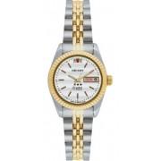 Relógio Orient Automático Dourado/Prata Feminino 559EB3X B1SK