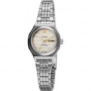 Relógio Orient Automático Prata Feminino 559WA1X B1SX