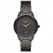 Relógio Orient Fashion Fumê Feminino FYSS1001