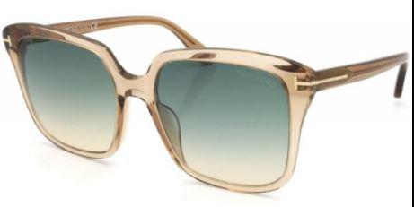 Óculos de sol Tom Ford TF7304 45P 56x18 140 Faye-02